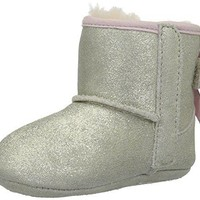 UGG Kids' I Jesse Bow II Metallic Boot