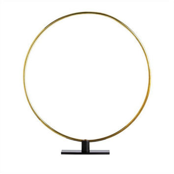 Arteriors Home Gregory Ring Sculpture, Small