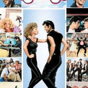 Grease Mini Movie Poster 11 inch x 17 inch