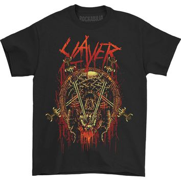 Slayer Men's  Rotting Skull T-shirt Black