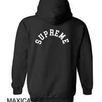 Supreme logo Hoodie Unisex Adult size S - 2XL