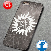 Supernatural symbol For iphone, ipod, samsung galaxy, HTC and Nexus PHONE CASE