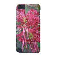 Spider Lily Bloom iPod Touch (5th Generation) Covers