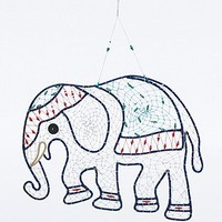 Elephant Wall Hanging - Urban Outfitters