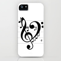 Love Music II iPhone Case by Richard Casillas | Society6