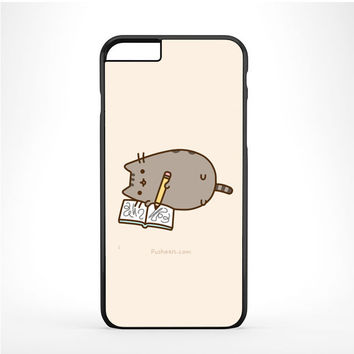 i'm Pusheen The Cat Writting Iphone 6 Plus | 6s Plus Case
