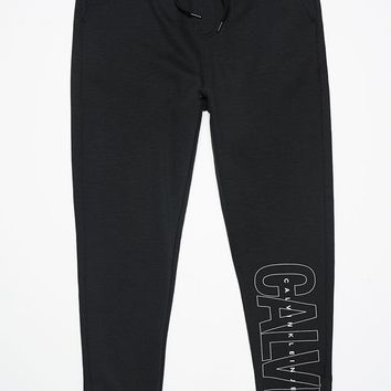 Calvin Klein Outline Logo Sweat Pants at PacSun.com