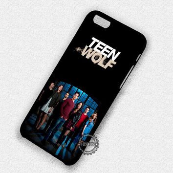 Series Teen Wolf - iPhone 7 6 5 SE Cases & Covers