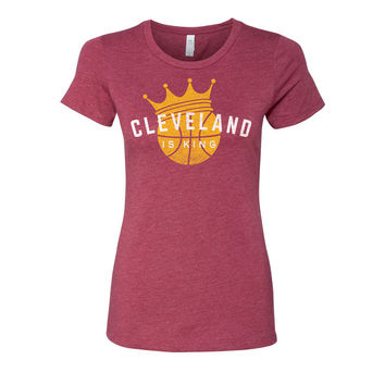 Cleveland Is King - Womens