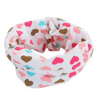 New 100% cotton baby scarf Cute children scarves kids O ring collar Autumn Winter boys and girls scarf baby clothing accessories
