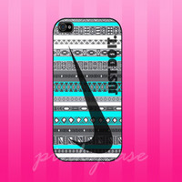 nike just do it tiffany azteck case for samsung galaxy s3,s4, iphone 4/4s, iphone 5. iphone 5s. iphone 5c case