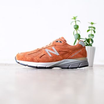 KUYOU New Balance 990 Made In USA (Jupiter Orange)