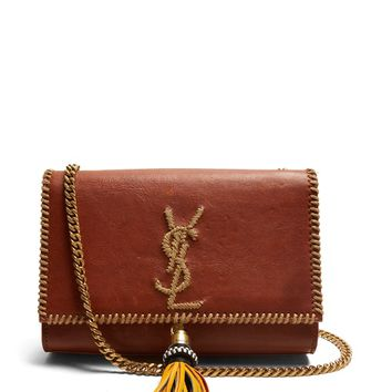Kate whipstitched leather cross-body bag | Saint Laurent | MATCHESFASHION.COM US