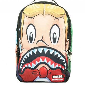 "Richie rich - shark mouth ""SPRAYGROUND"""
