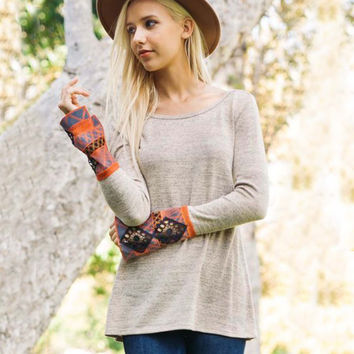 Kittitas Lace Cuff Thermal