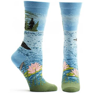 Loon Lake Sock