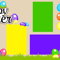Scrapbook Page Kit or Premade Layout 12X12 2-Page Easter-Hoppy Easter Boy