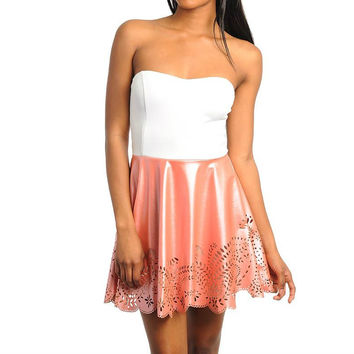 Best Leather Skater Dress Products on Wanelo d0e089cc8