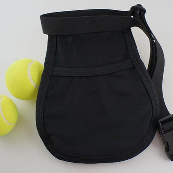 Tennis Ball Waist Pouch
