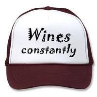 Funny quotes birthday gifts cute trucker hats gift from Zazzle.com