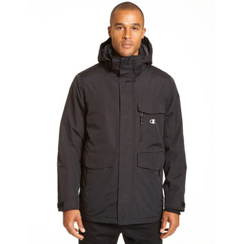 Champion Mens Tall High Performance 2-Layer Jacket With Sherpa Lining