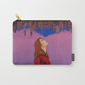 Perspectives Carry-All Pouch by marylobs