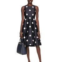 Kate Spade Spotlight Fit And Flare Dress