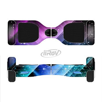 The Neon Glow Paint Full-Body Skin Set for the Smart Drifting SuperCharged iiRov HoverBoard