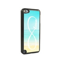 Summer Beach Sea Infinity Love iPod Touch 5 and iPod Touch 4 Case