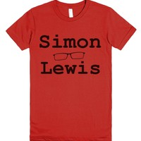 Simon Lewis-Female Red T-Shirt