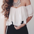 Fray Spirit Lace Top (more colors)