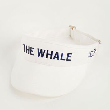 Shop for Mens Visors and Hats: The Whale Links Visor - Vineyard Vines