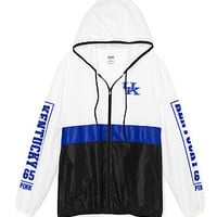 University of Kentucky Anorak Full Zip - PINK - Victoria's Secret