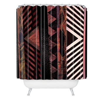 Kei Biome Shower Curtain