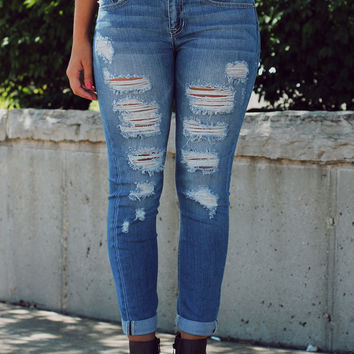 Sooner or Later Jeans
