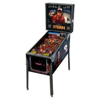 Stern Dale Earnhardt Jr. Limited Edition Arcade Pinball Machine