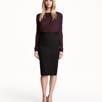 H&M Pencil Skirt $24.99