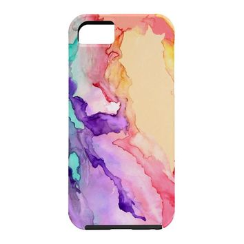 Rosie Brown Color My World Cell Phone Case