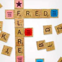 Scrabble Refrigerator Magnet Set | Shop Apartment Now | fredflare.com