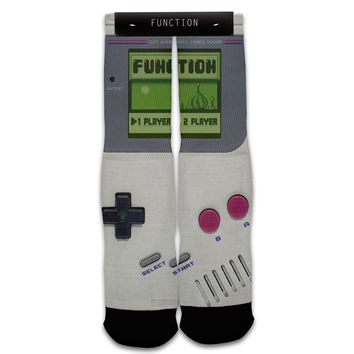 Function - Gameboy Sublimated Socks