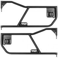 Warrior Products Front Adventure Tube Doors (Pair) With Paddle Handles - 4 Door