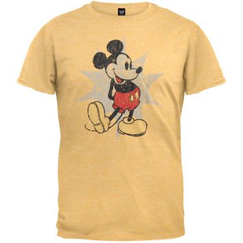 Mickey Mouse - World Of Mickey Juniors T-Shirt