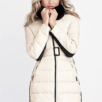 Belted Puffer Coat - Victoria's Secret