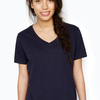 Vera tee | The new denim look | Monki.com