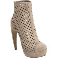 Walter Steiger Perforated Ankle Boot | Barneys New York