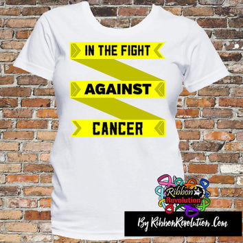 In The Fight Against Ewing's Sarcoma Cancer Shirts