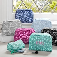 Travel Beauty Pouches, Set of 2