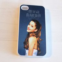 Lyrics Case - Perfect for that Ariana Grande and The Way Fan
