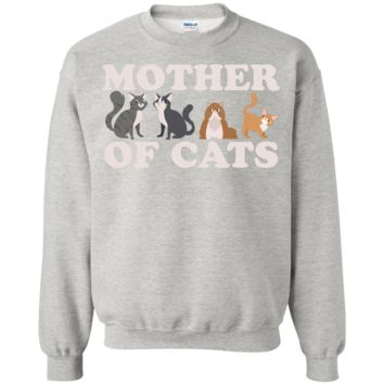 mother of cats sweatshirt T-Shirt