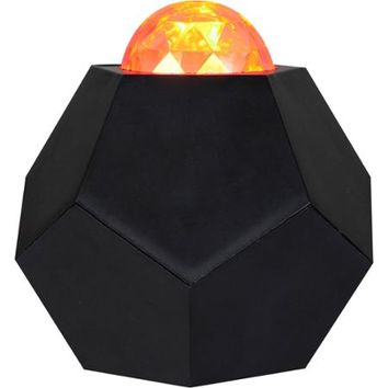 Fire and Ice Indoor Lightshow Polyhedron Spot Light Halloween Decoration - Walmart.com
